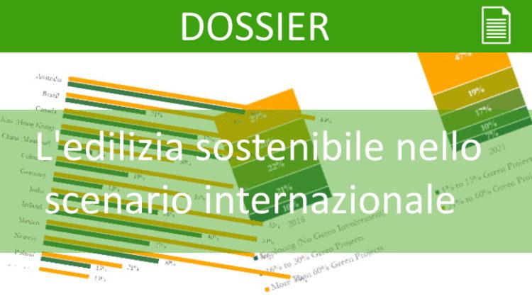 Dossier edilizia sostenibile