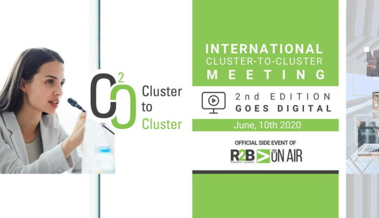 Cluster-to-Cluster Meeting