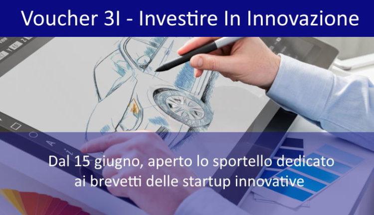 Voucher 3I per startup