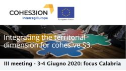 Meeting progetto Cohe3sion