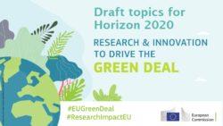 Anteprima Call Green Deal H2020