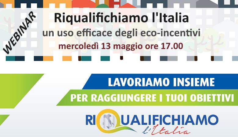 Riqualifichiamo l'Italia