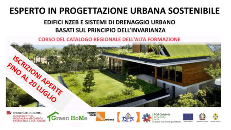 Esperto progettazione urbana sostenibile