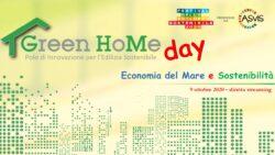 Green Home day – Economia del mare e Sostenibilità