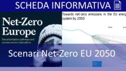 Scenari Net-Zero emissions 2050
