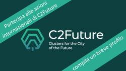 Partecipa alla rete europea C2Future