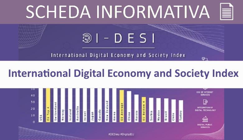 Indice internazionale economia e società digitale