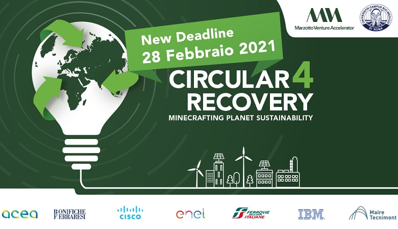 Circular4Recovery: call for ideas